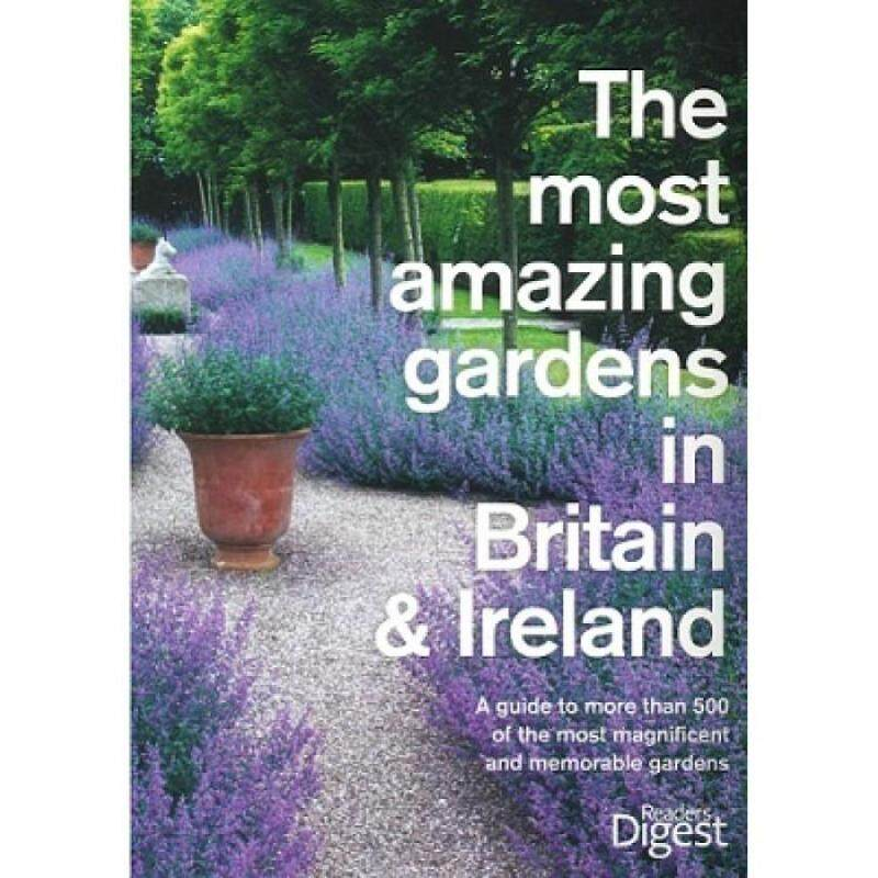 The Most Amazing Gardens in Britain and Ireland 9780276445866 Malaysia