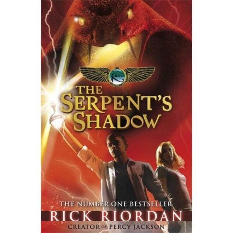 The Serpents Shadow 9780141335704 Malaysia