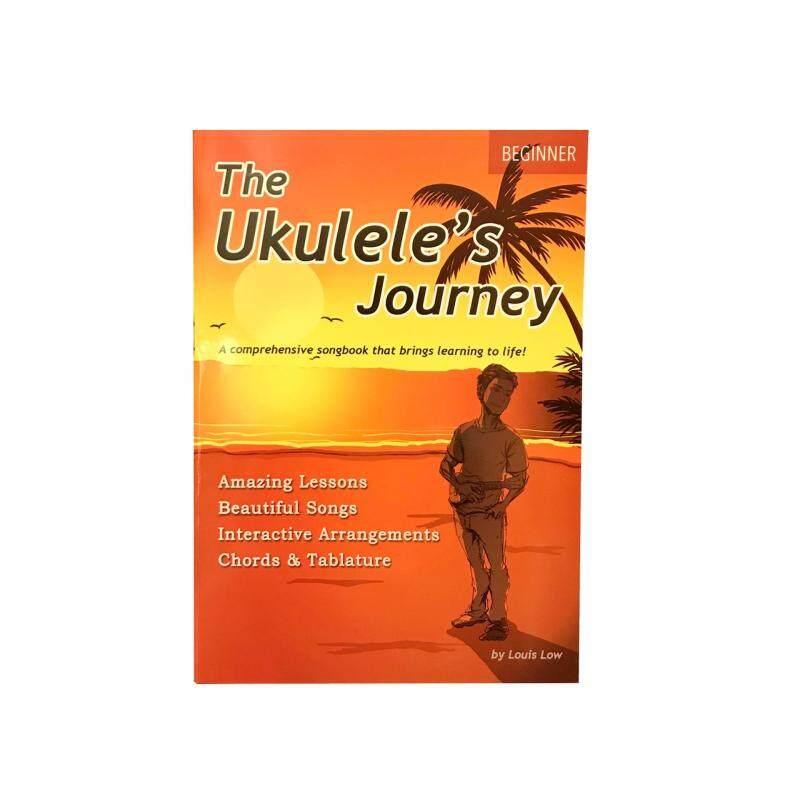 The Ukuleles Journey Book (Best Ukulele Lesson Book For Self-learning) Malaysia