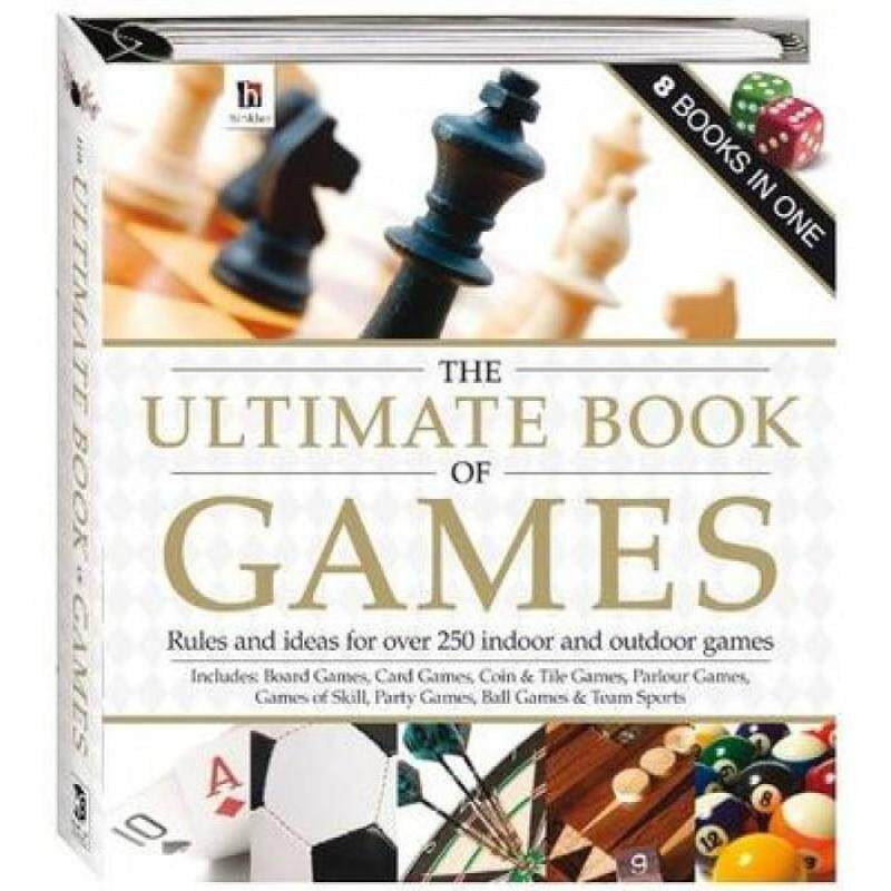 The Ultimate Book Of Games Binder (HB) 9781741842920 Malaysia