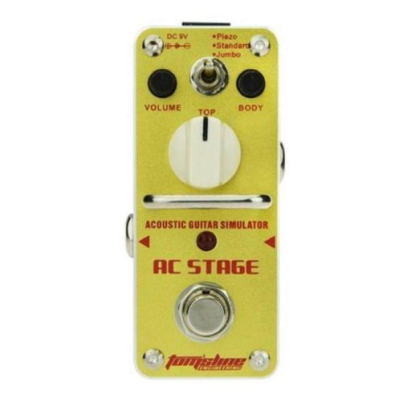 Tomsline AAS-3 AC Stage, Acoustic Guitar Simulator Pedal Malaysia