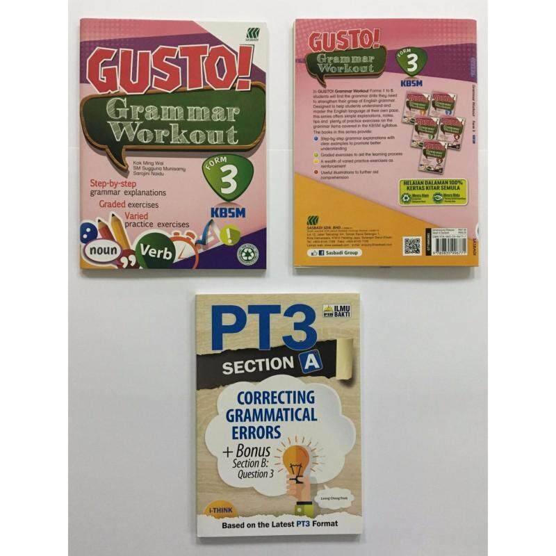 Topbooks Collection - English Form 3 Series 2 Malaysia