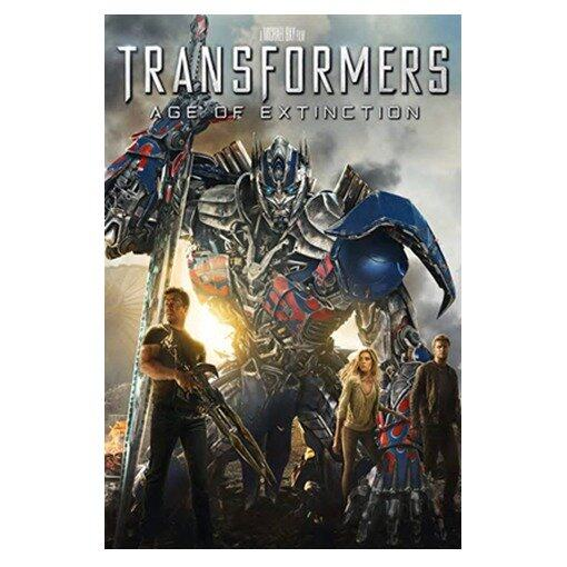 Transformers Age Of Extinction - DVD