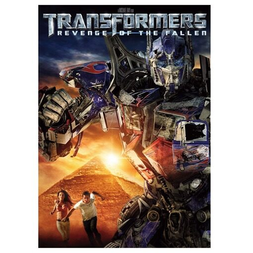 Transformers Revenge Of The Fallen - DVD