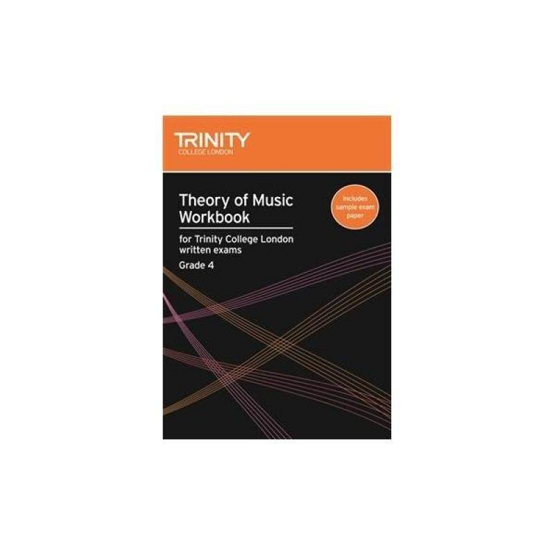 Trinity Guildhall Theory Of Music Workbook - From 2007 (Grade 4) Malaysia