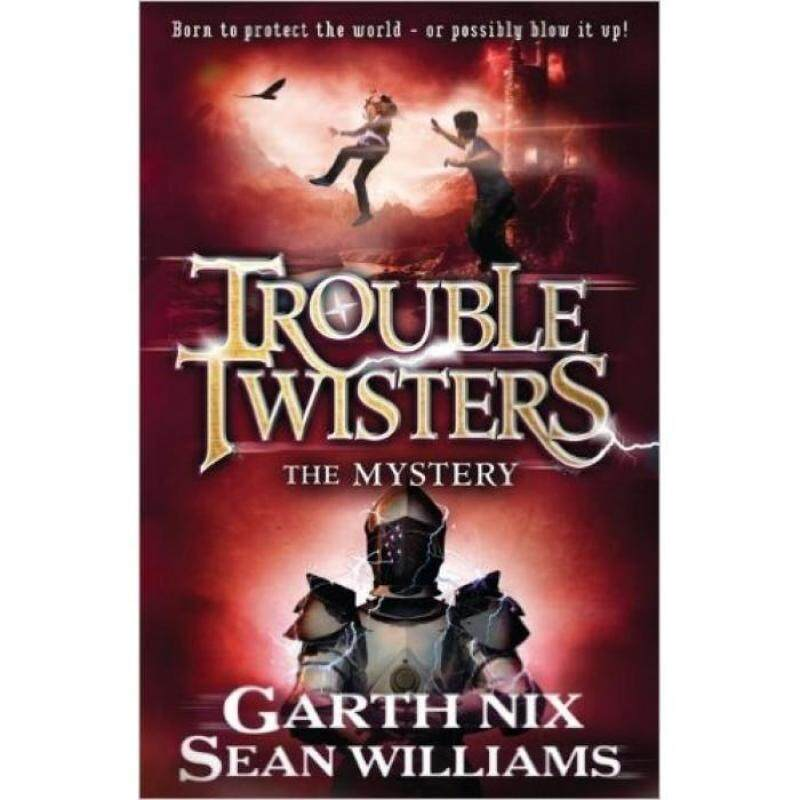Trouble Twisters: The Mystery 9781405258654 Malaysia