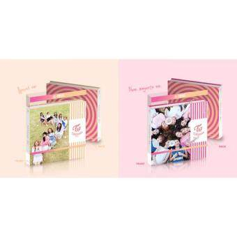 Harga TWICE - Mini Album Vol.3- Random Ver.