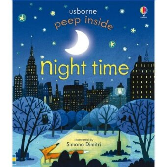 Harga Usborne Peep Inside Night Time