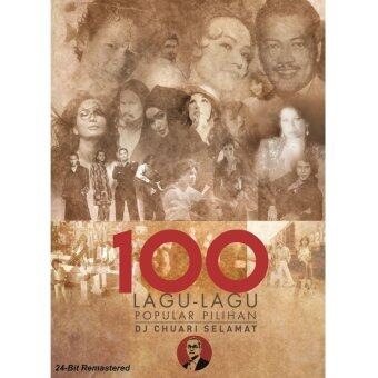 Harga VARIOUS ARTISTS: 100 LAGU-LAGU POPULAR (6CD)