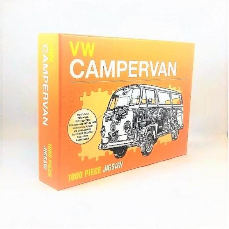 VW Campervan - 1000 Piece Jigsaw 9781910270950 Malaysia
