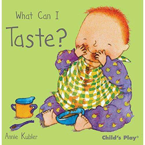 What Can I Taste? (Small Senses) - intl