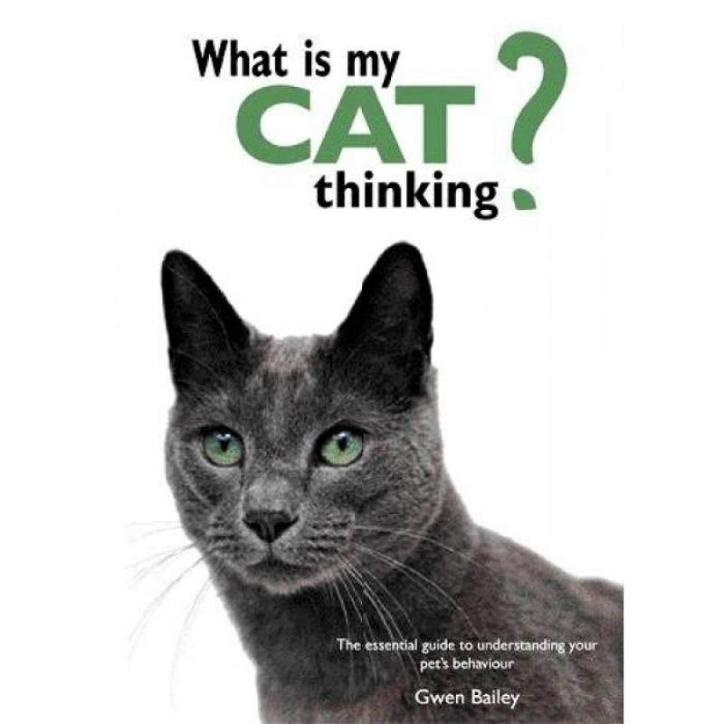 What is My Cat Thinking? (HB) 9780753726303 Malaysia