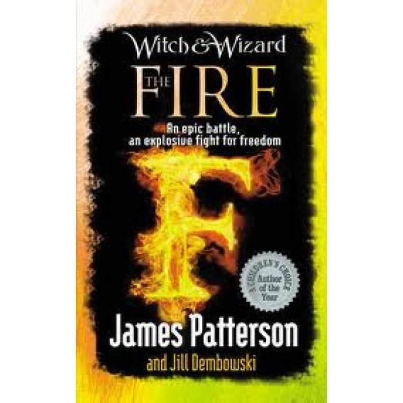 Witch and Wizard: The Fire  9780099544180 Malaysia