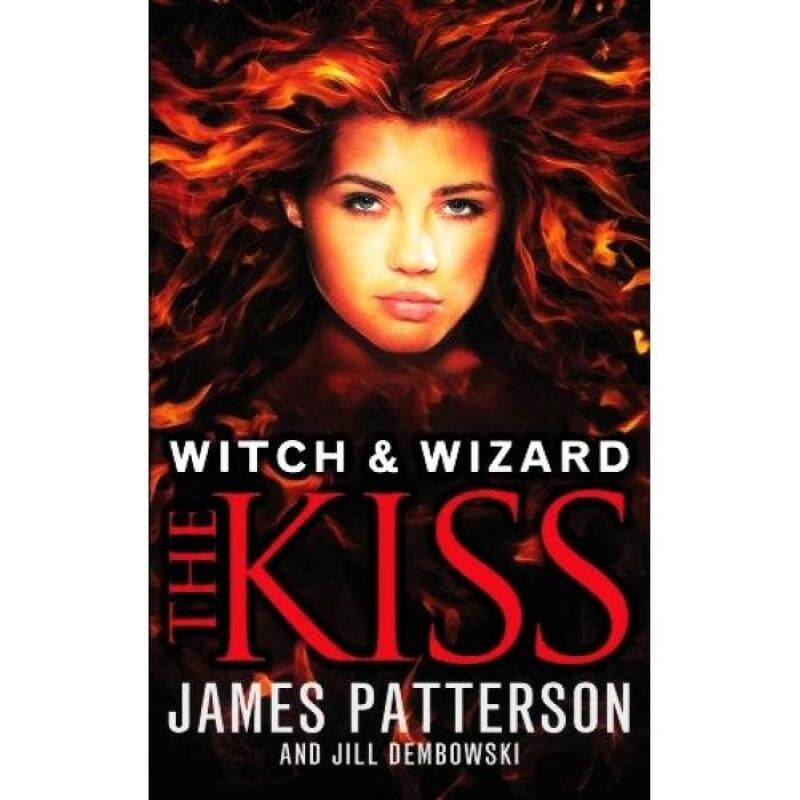 Witch and Wizard: The Kiss 9780099544166 Malaysia