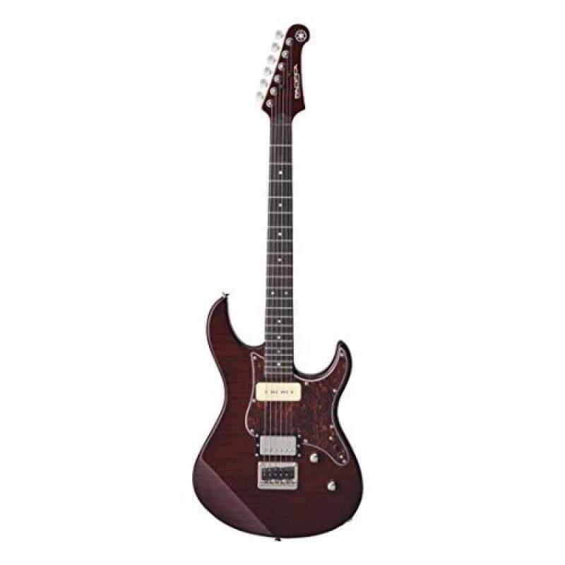 Yamaha Electric Guitar PAC611HFM RB with FREE items Malaysia