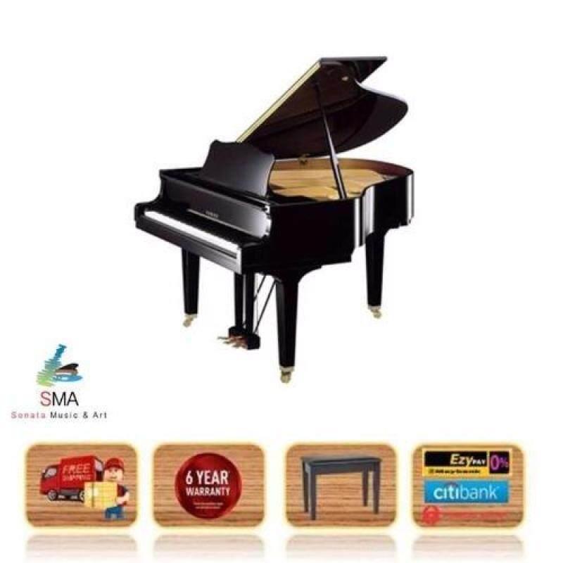Yamaha Grand Piano GB1K GB 1K GB-1K Silent PE POLISHED BLACK Malaysia