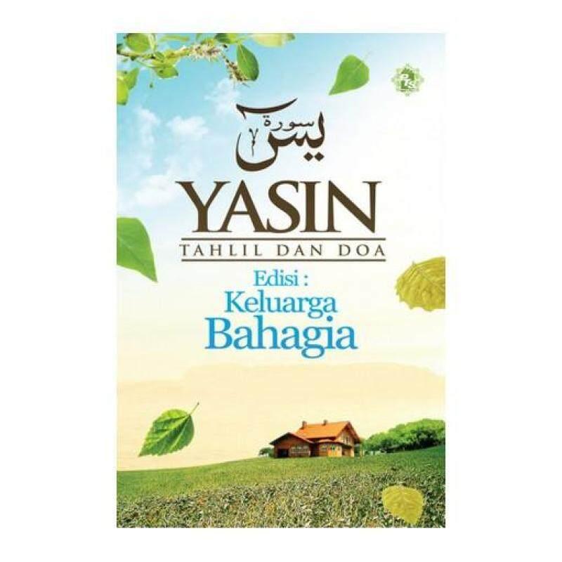 Yasin Tahlil & Doa Keluarga Bahagia 9789670127156 Malaysia