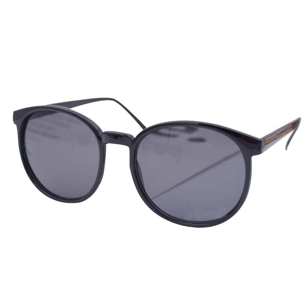 Windycat VINTAGE ผู้หญิงกรอบทรงกลมแว่นตากันแดดขับรถกลางแจ้งแว่นเดินทางแว่นตา