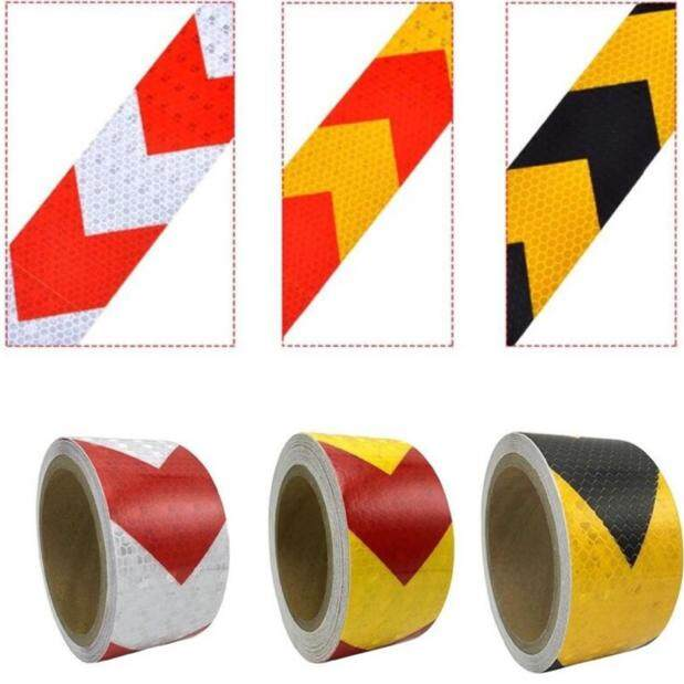 [100% ORIGINAL] ARROW REFLECTIVE SAFETY WARNING CONSPICUITY TAPE (5MM x 3M)