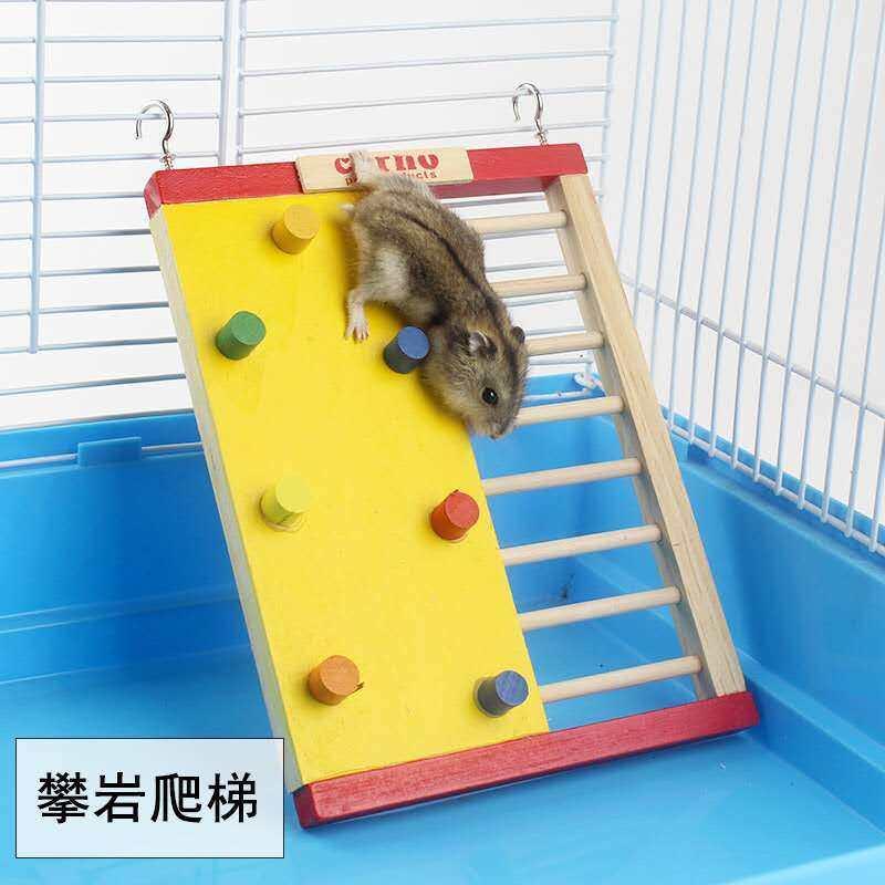 Jual Mainan Hamster Persediaan Labirin Terowongan Mebel Villa Kandang Hamster Tidur Sarang Rumah Kecil Pecinta Olahraga Setelan Paling Laku