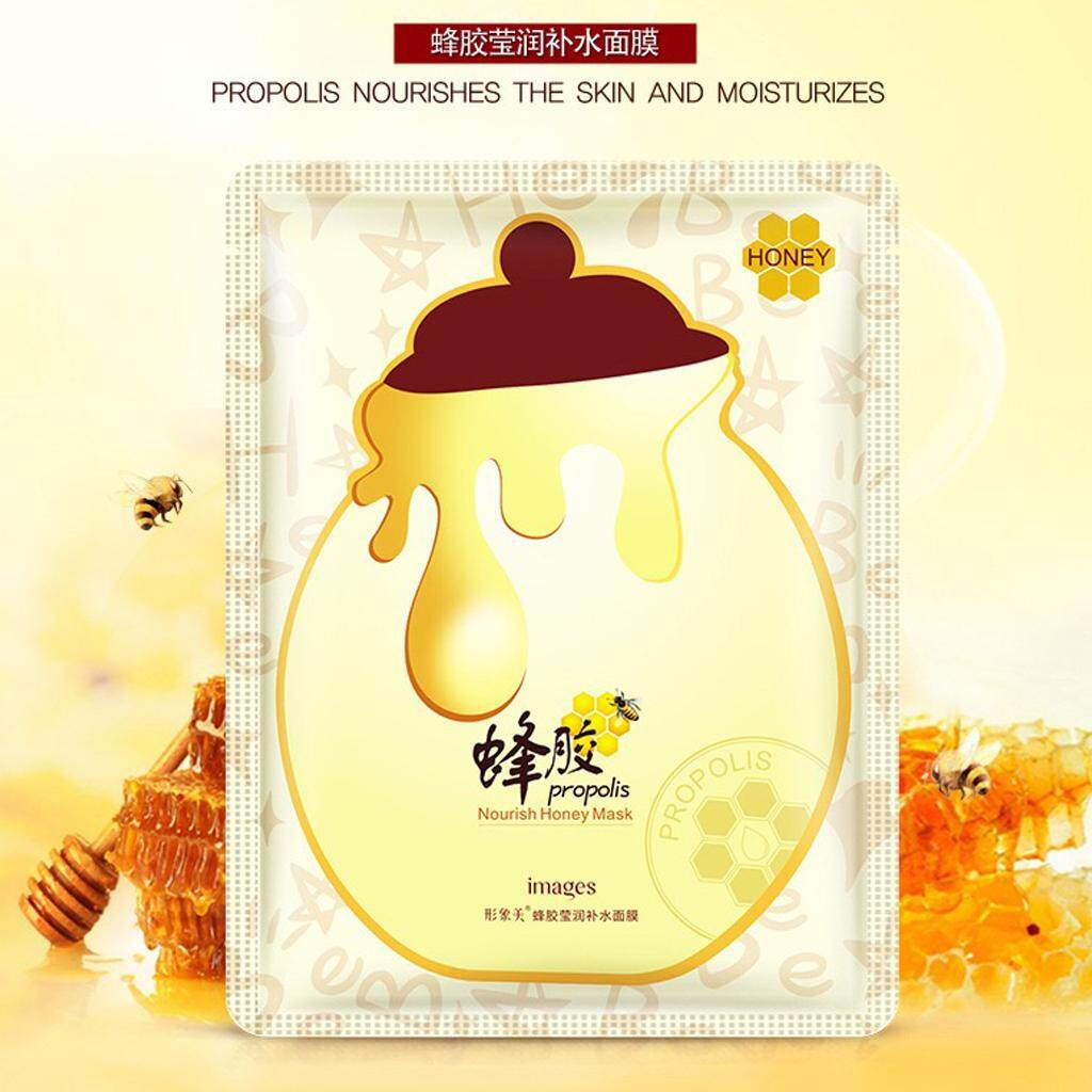 IMAGES Nourish Honey Facial Mask-Yellow