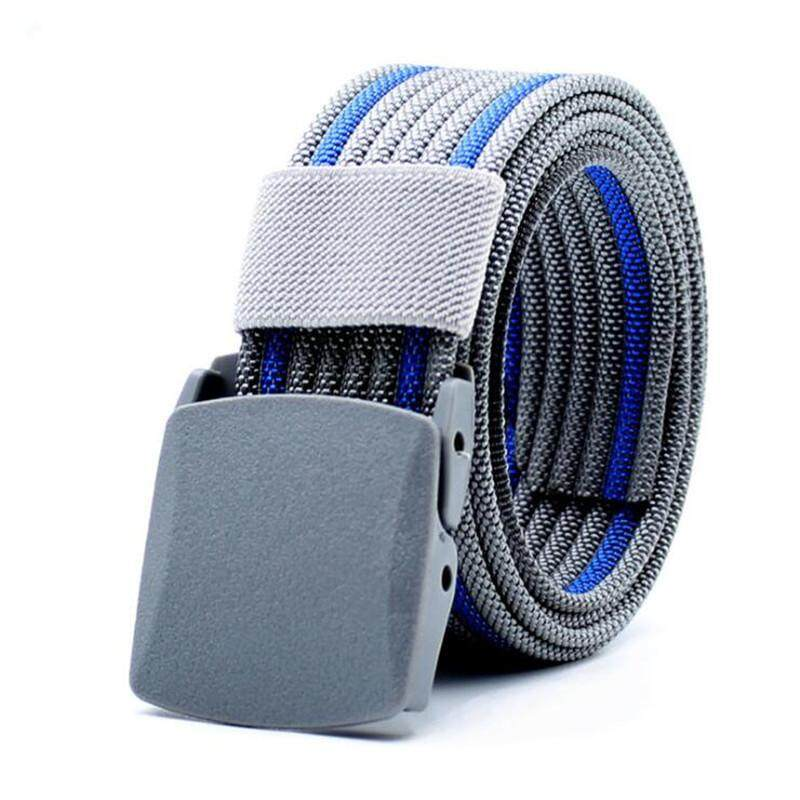 Luxury Smart N1 Automatic Buckle Canvas Belt