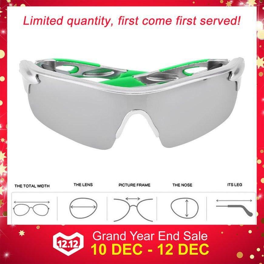 Olahraga Outdoor Baik Berkendara Bersepeda Sunglasses Kacamata Goggle UV400 Lensa
