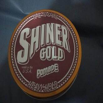 [ Very Hot ] Shiner Gold Pomade Hair Gel - Yellow