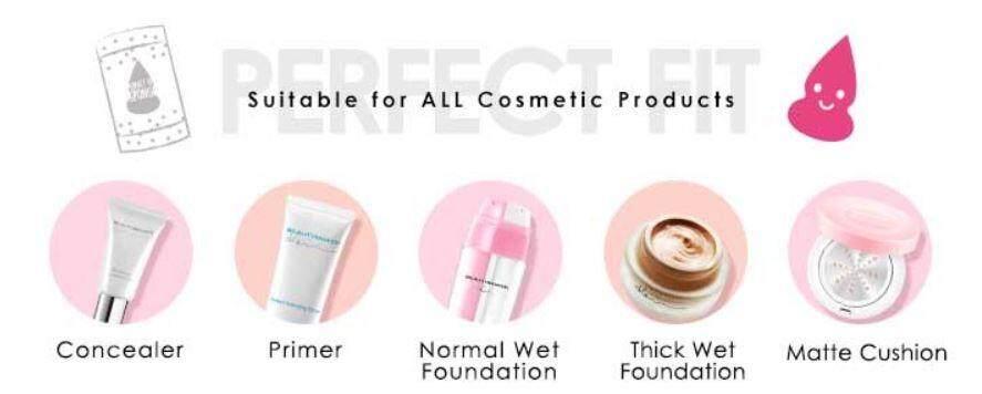BeautyMaker Perfect Fit Sponge