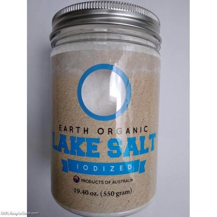 Earth Living Natural Progress Lake salt