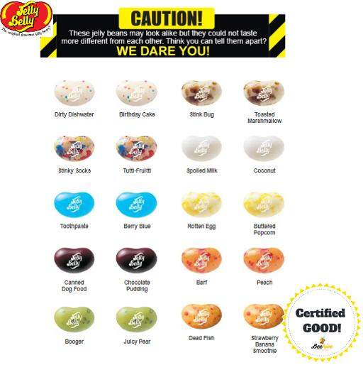 Jelly Belly Bean Boozled 5th Edition [Refill Pack] 54g