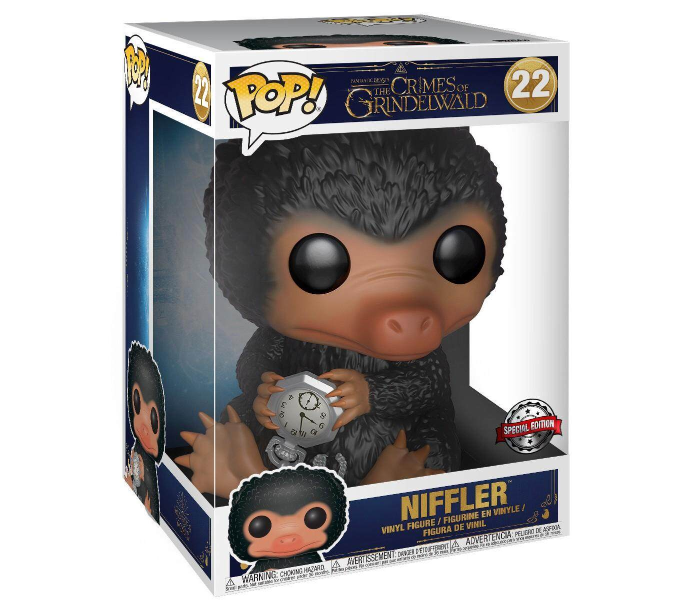 Funko Fantastic Beasts 2 - 10 Inch Niffler Pop! Vinyl Figure Target Exclusive
