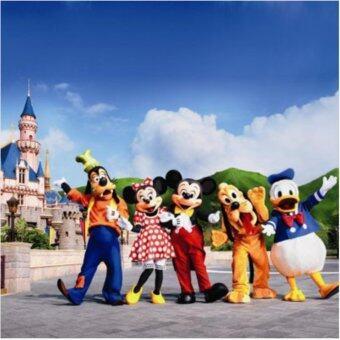Hong Kong Disneyland 1 Day Pass + Meal Voucher (Adult)