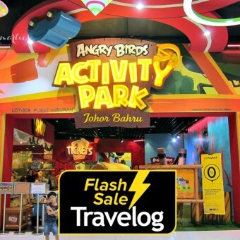 Johor: Angry Bird Activity Park (Child)