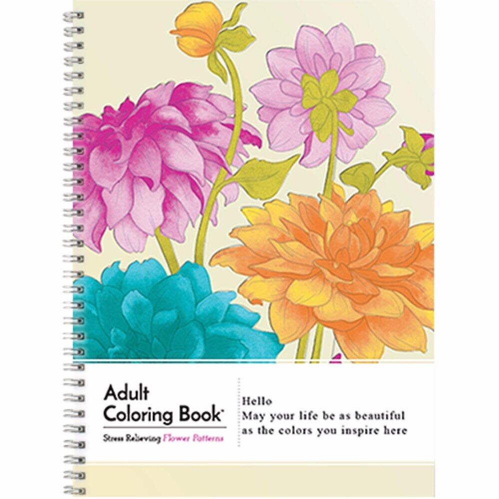 Photobook Malaysia 1 Personalised Adult Coloring Book