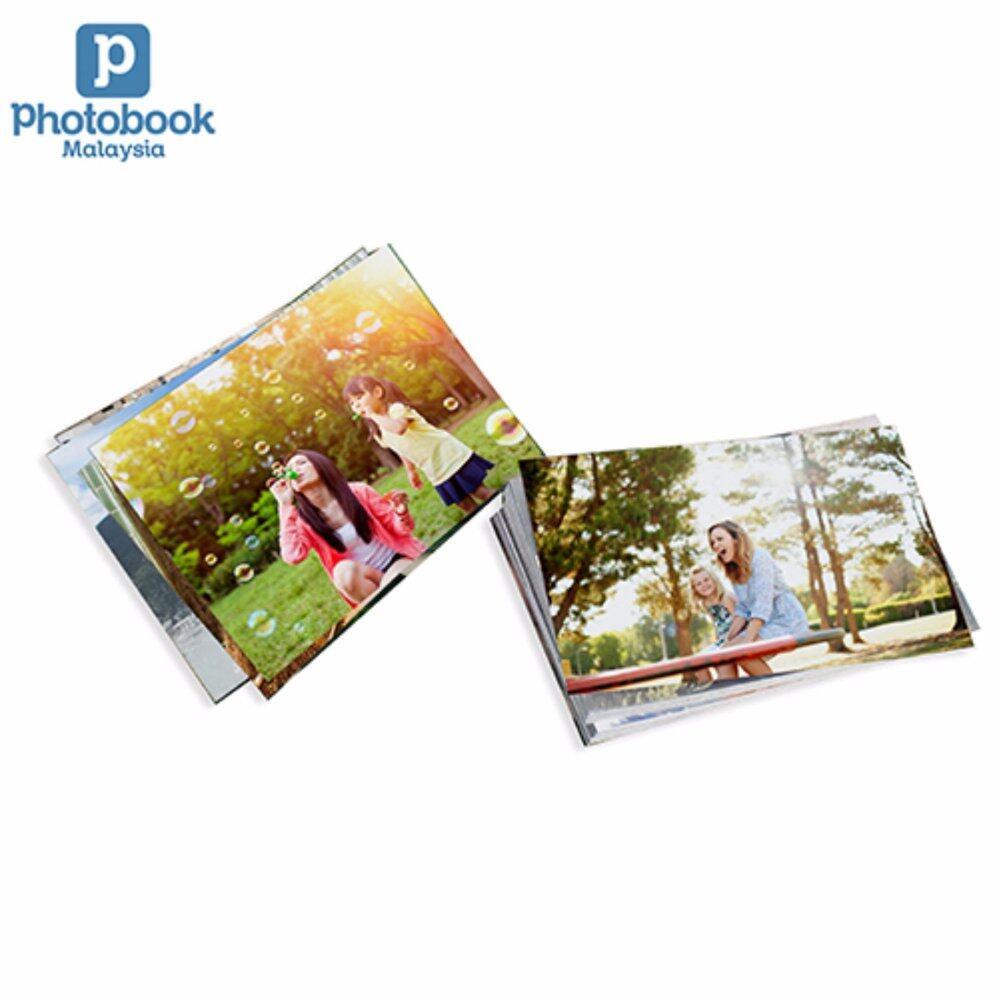 Photobook Malaysia 4R Photo Prints 100 Pieces