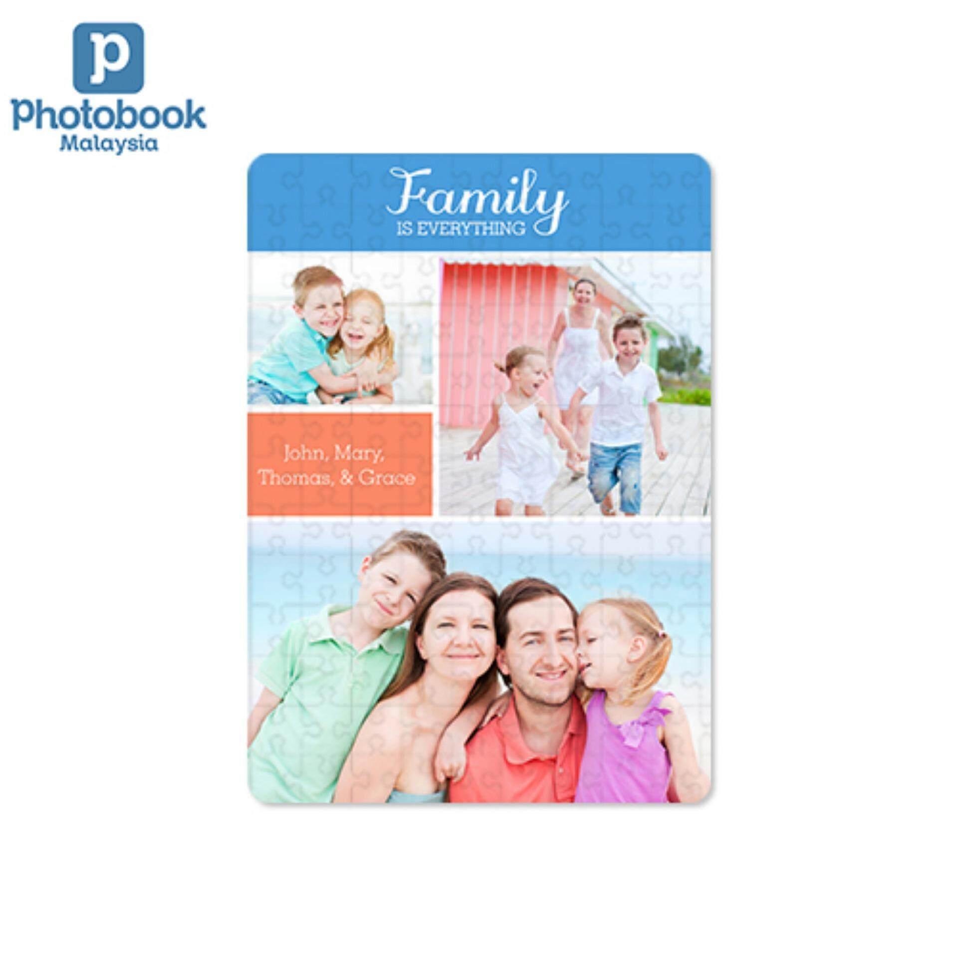 "Photobook Malaysia 8"" x 12"" Photo Puzzle"