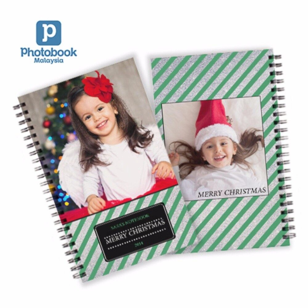 "Photobook Malaysia Personalized Notebook 5""x8"" - 1 Copy"