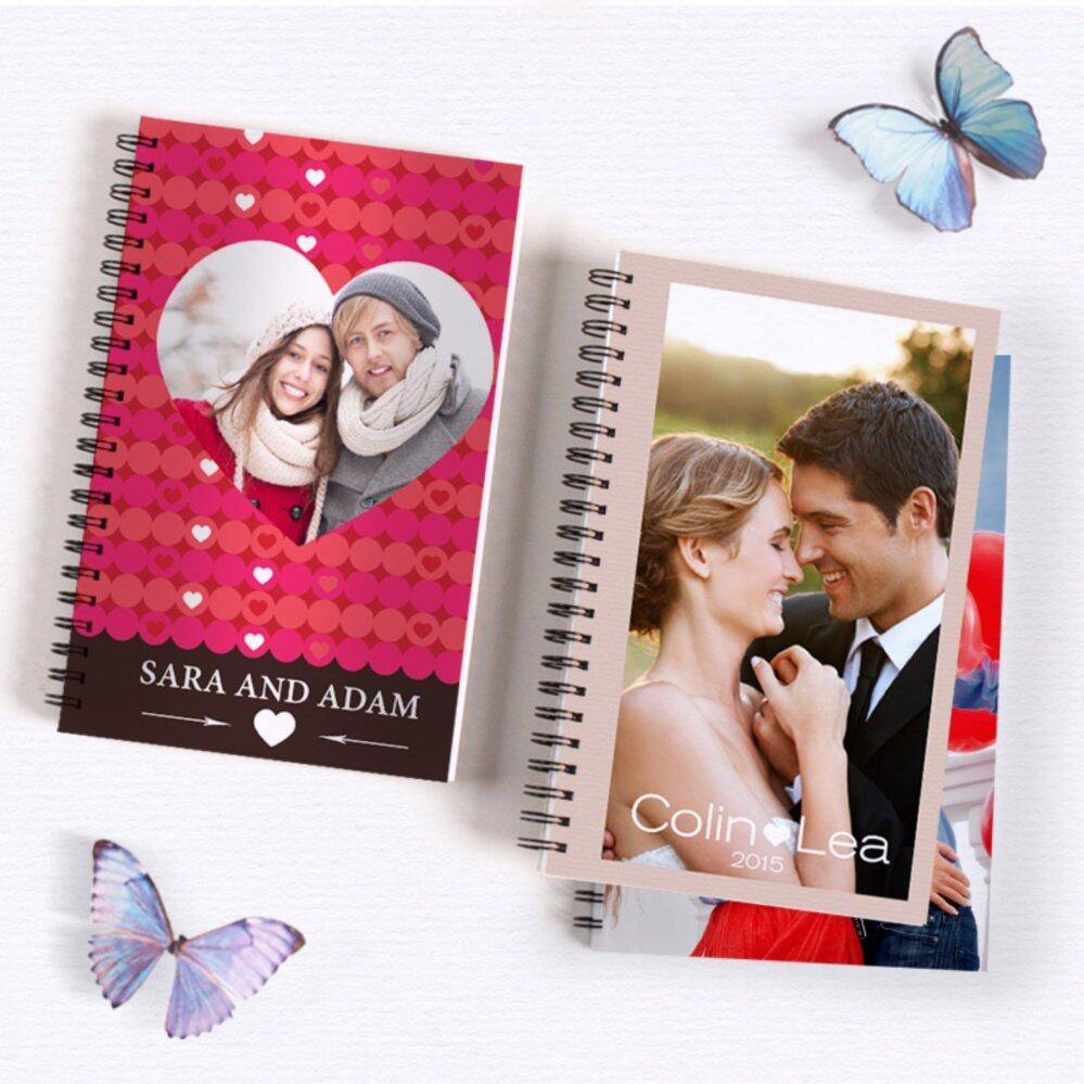 Photobook Malaysia Personalized Notebook 5x8