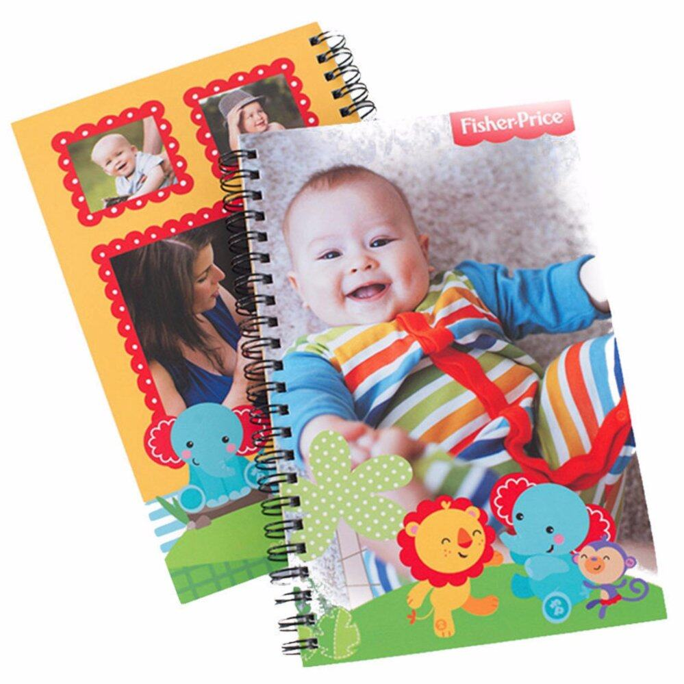 "Photobook Malaysia Personalized Notebook 5""x8"" - 4 Identical Copies"
