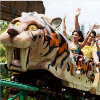 Sunway Lost World of Tambun Theme Park & Hotspring Spa 1 Day Pass (Adult)
