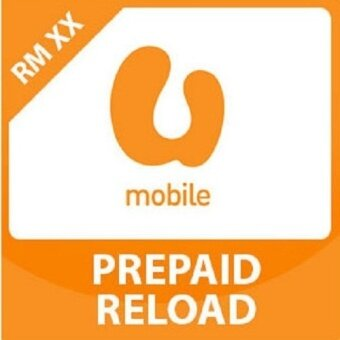 U Mobile RM 5 Direct-to-Phone Reload (Mobile Top Up)