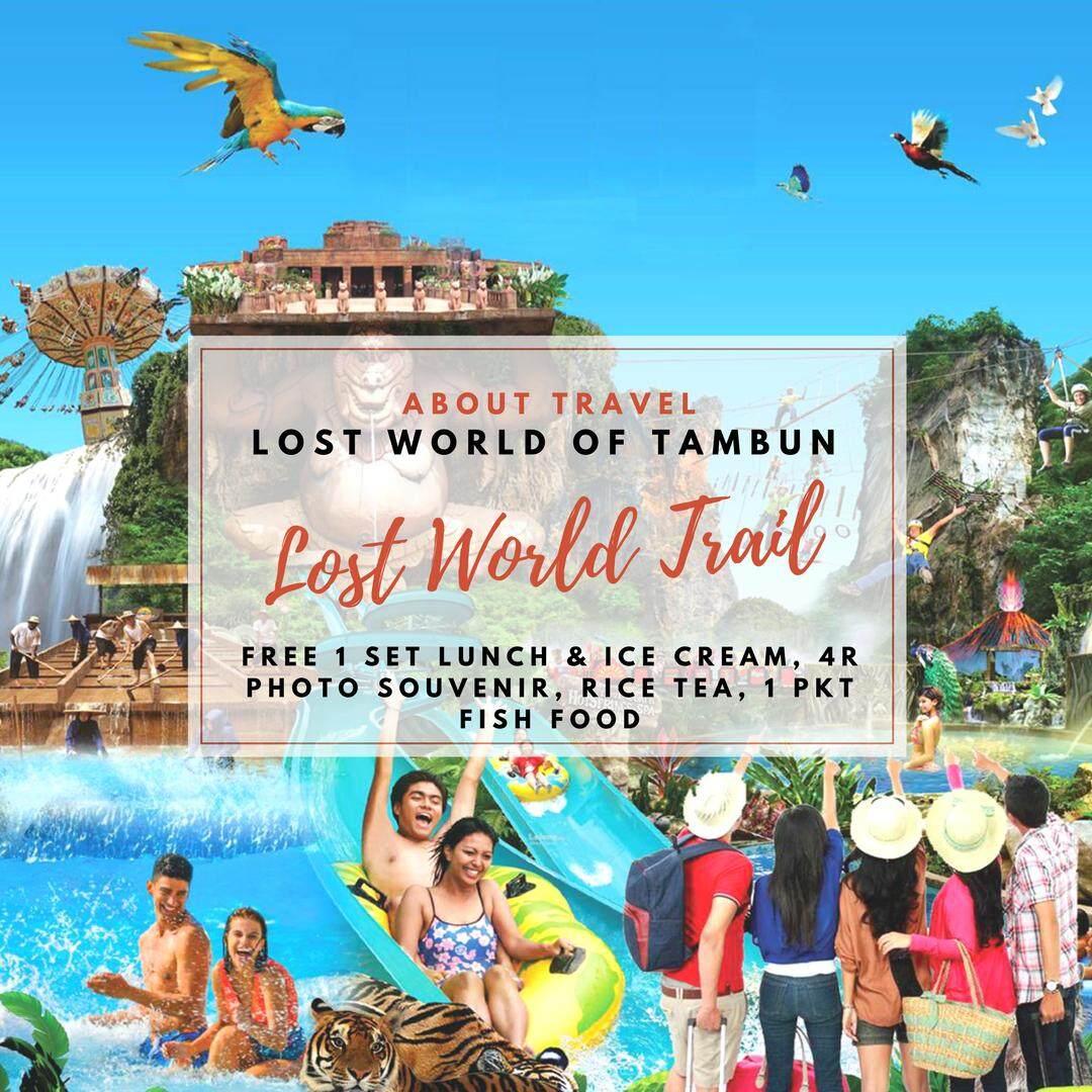 Ipoh : Lost World Trail - Child
