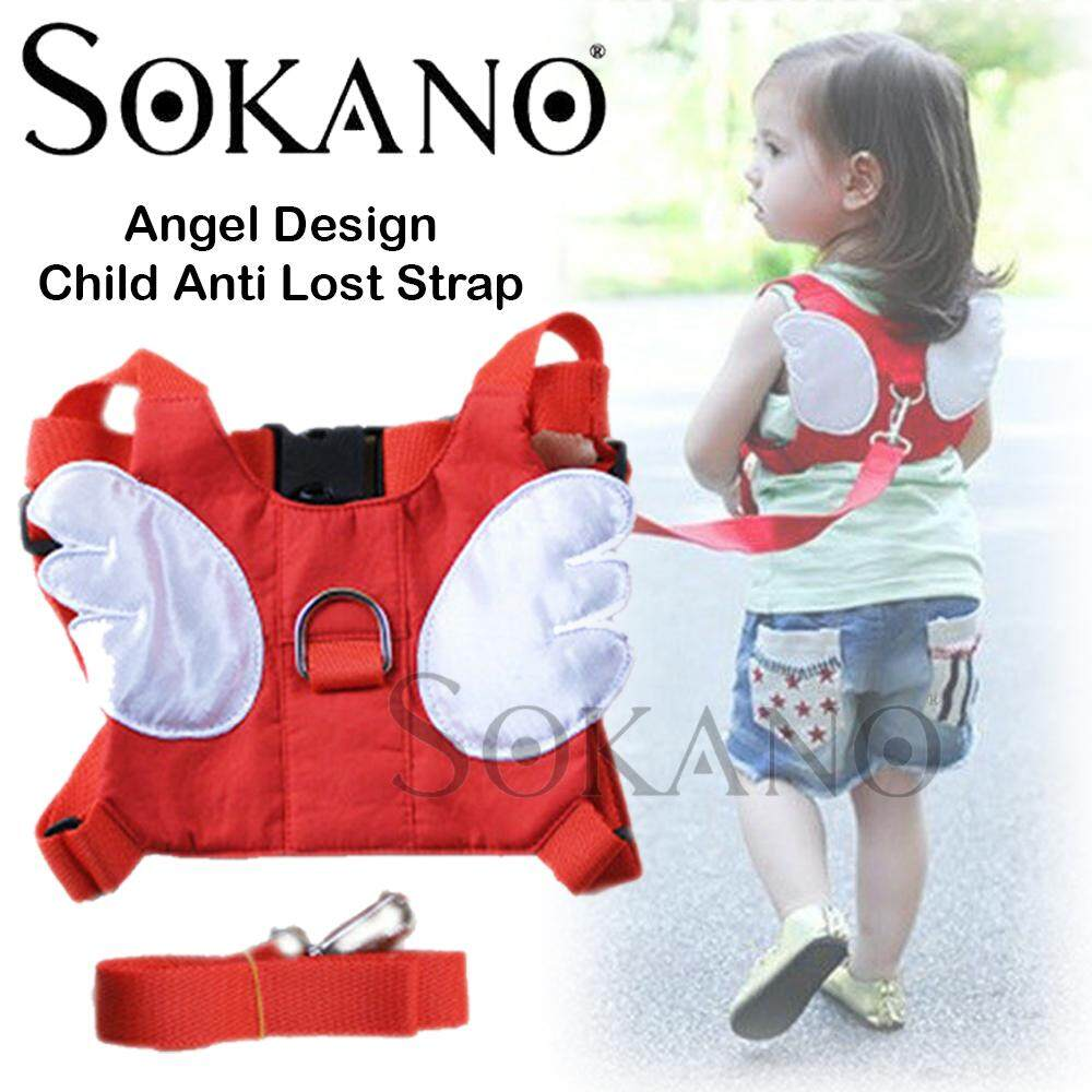 SOKANO HX-010 Angel Design Child Anti Lost Strap