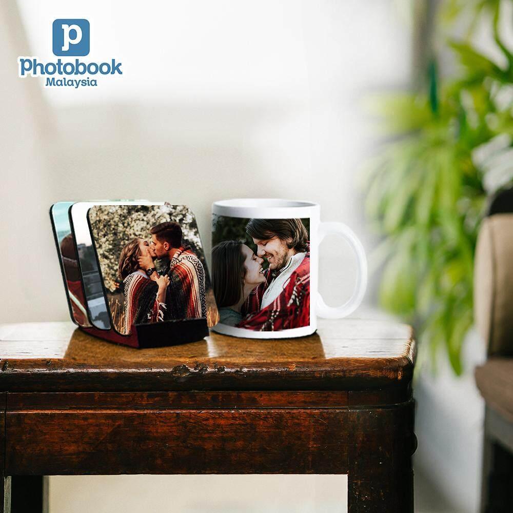 (Bundle) 11oz Photo Mug + Coaster