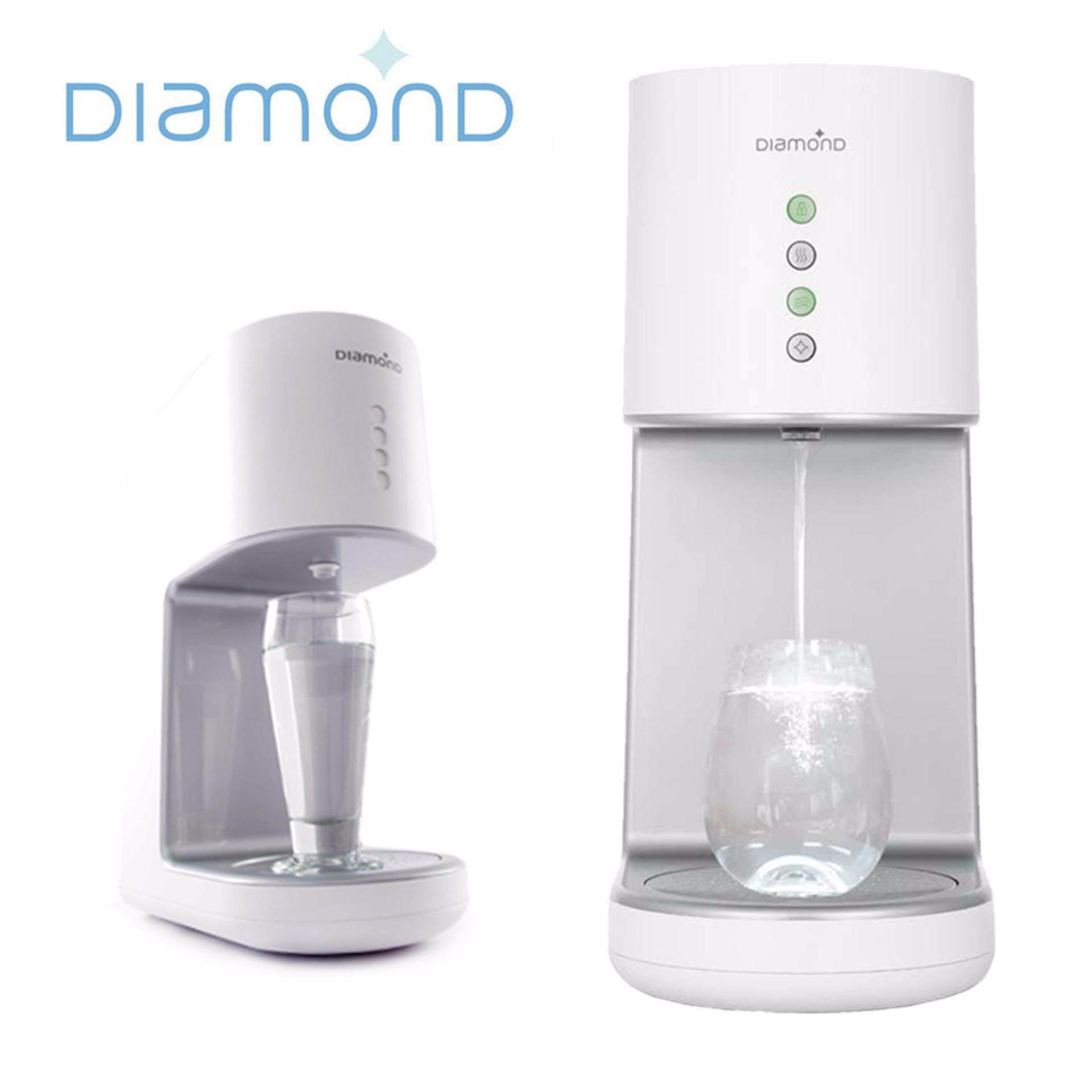 100% Authentic Diamond 3 Seconds instant Hot Water Dispenser with Warm Water Function Diamond Water Bar + 1 Year Diamond Warranty