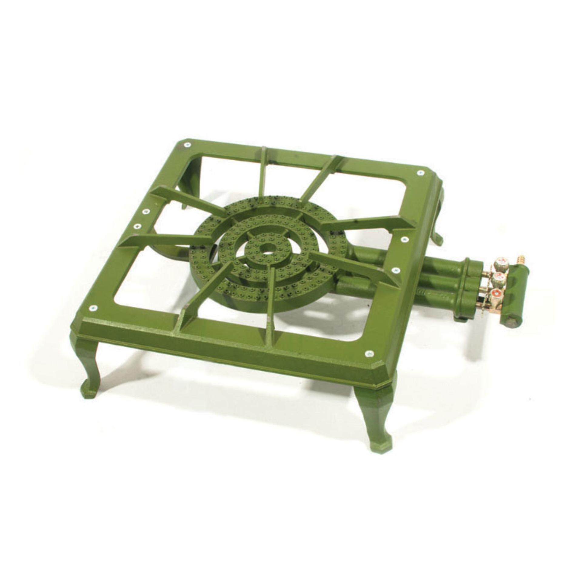 1pc Homelux 3 Pipe Gas stove Combo Low Gas Regulator (Green)