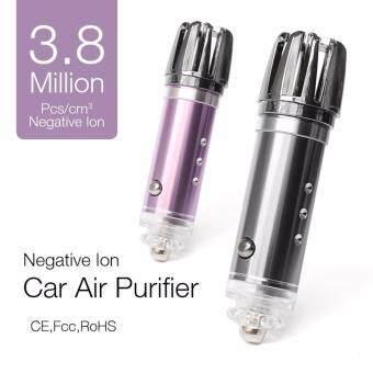 2017 New Version 12V 3.8Million Negative Ions Car Air Purifier Car Air Ionizer HM-