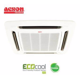 Acson A5CK25F/A5LC25C 2.5hp R410A Celling Cassette Single SplitAir-conditioner