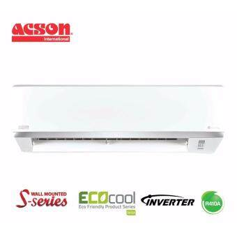Acson A5WMY20S/A5LCY20C 2.0hp Inverter R410A Wall Mount Single Split Air-conditioner